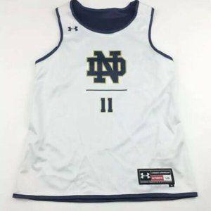 Women's Under Armour Notre Dame Basketball Jersey